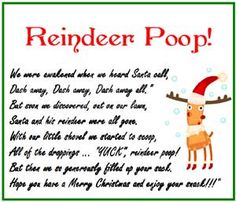 homemade Christmas gag gifts many to choose from. Some great ideas that will make your friend smile.