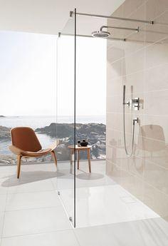Receveur de douche Villeroy & Boch Architectura | Espace Aubade