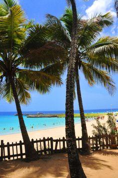 Crash Boat Beach, Aguadilla, Puerto Rico 2014