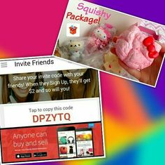 """Use my code """"DPZYTQ"""" to join Mercari and get $2 off your first purchase! Find products items to start your project https://www.mercari.com/dl/"""