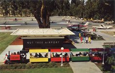Nut Tree Airport Arriving at the Nut Tree by Air Nut Tree California via Alamedainfo.com