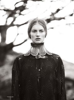 Christopher Kane Fall Winter 2013 Editorial