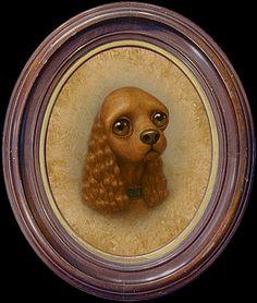 Marion Peck. It's like she portrayed my dog Manou ^^
