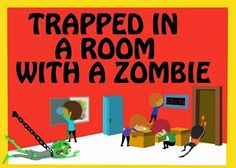 Zombob's Zombie News and Reviews: What will you do?