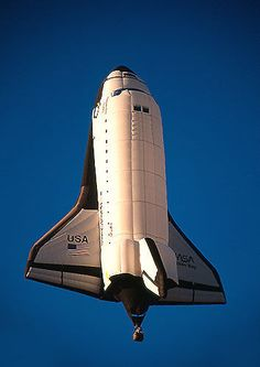 Space Shuttle -- I was always so PROUD of our NASA Space Programs. I would like to see it in person.