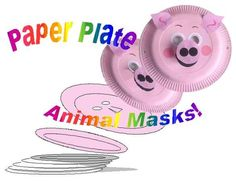 Our kkc virtual paper plate craft kit is now available! there are 10 animal masks to make. just paint the plates and print off the parts for the faces and Lion King Crafts, Lion Craft, Paper Plate Crafts For Kids, Paper Crafts, Diy Crafts, Lion Mask, Animal Masks, Craft Activities For Kids, White Paper