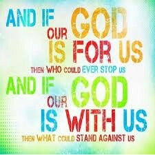 Our god is for us