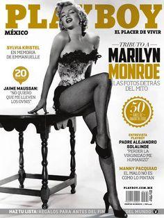 ♥ Marilyn Monroe ♥ Mexico Playboy- Marilyn Monroe - www.more4design.pl - www.iwantmore.pl - www.mymarilynmonroe.blog.pl