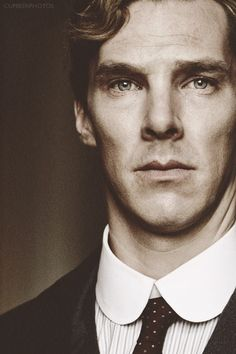As Christopher Tietjens in 'Parade's End' - seriously - this face. How does he manage to show age with nothing but a facial expression- he seems like he has seen so much and known so much and lived too long.