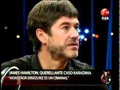 James Hamilton: Si hay alguien que me gustaría que pagara es Errázuriz. Hamilton, Accusations, Deep