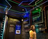 THE INTERNATIONAL SPY MUSUEUM!!! Exhibit: The 21st Century