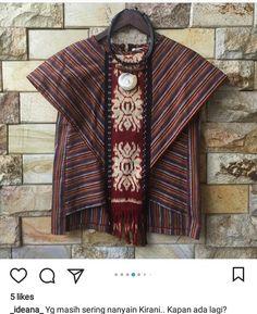 Batik Fashion, Ethnic Fashion, Boho Fashion, Womens Fashion, Blouse Batik, Batik Dress, Blouse Dress, Moda Peru, Batik Kebaya
