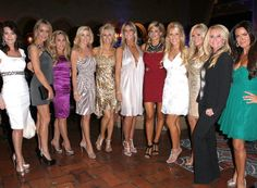 Beverly Hills meets Orange County  Housewives !
