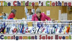 The Children's Drop & Shop is a twice-a-year weeklong children's clothing consignment sales event for gently-used, name-brand children's clothing and gear. Event Company, Drop, Seasons, Spaces, Kids, Shopping, Fashion, Young Children, Moda