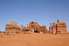 Naqa, Sudan