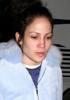 Awesome Chatter Busy: Jennifer Lopez Without Makeup ! pic #Jennifer #Lopez