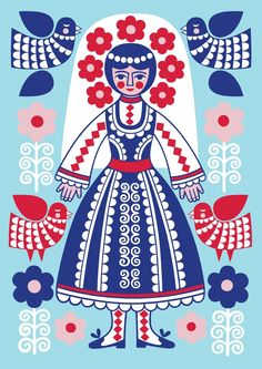 karoline made this: Girls Who Draw present Masquerade
