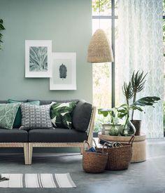 Flätad förvaringskorg | Natur | Home | H&M SE
