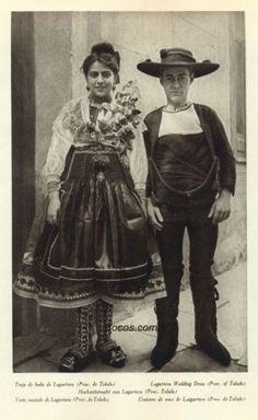 Traje de boda de Lagartera