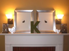 southern living mantels | mantel decor christmas decor ideas decorate fireplace mantel ...