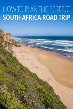 How to plan a South Africa road trip including itinerary ideas (such as Johannesburg to Cape Town or the Garden Route), car rental, safety, costs, how to find accommodation and other tips for an amazing road trip.