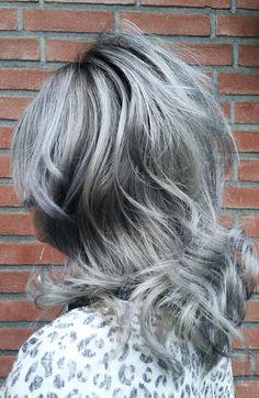 Ashy and grey tones