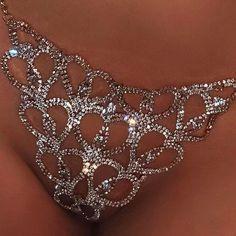 Bikini Jewelry, Ear Jewelry, Body Jewelry, Bridal Jewelry, Silver Jewelry, Diamond Chains For Men, Wedding Rompers, Pretty Lingerie, Lingerie Set