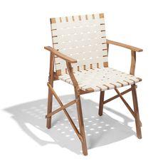 Cadeira Maresias com braço - Novo Ambiente | Catálogo