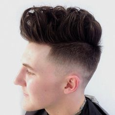 NEW MEN'S HAIRSTYLE TRENDS 2015