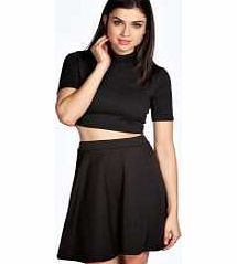 boohoo Full Circle Scuba Skater Skirt - black azz17665 Beat the winter blues with bodycon skirts in bright primary colours, or play with the punchy palette in pleated skirts to channel a cheerleader vibe. Continuing the sporty theme, midi skirts come with http://www.comparestoreprices.co.uk/skirts/boohoo-full-circle-scuba-skater-skirt--black-azz17665.asp