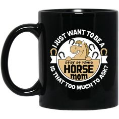 Gifts For Horse Lovers, Horse Quotes, Stay At Home, Stainless Steel Water Bottle, White Ceramics, Horses, Horse Stuff, Mugs, Collections