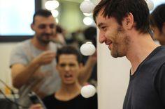Urban Tribe for #Iceberg SS 2014 - Milan Men's Fashion Week #mfw #mmfw