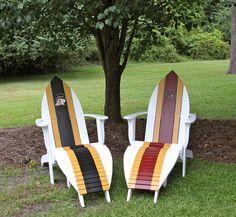 La comodidad y el estilo disfrazados de Surfboards!