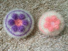 모찌꽃 수세미 도안입니다예쁘게 만드세요^^ 1.이웃 신청 해주세요 2.스크랩은 전체공개 3.타카페나 블로그... Crochet Potholders, Chrochet, Beautiful Crochet, Free Pattern, Diy And Crafts, Crochet Patterns, Knitting, Blog, Nativity