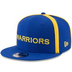 low priced 36620 cf23b Golden State Warriors New Era Y2K X Seam 9FIFTY Adjustable Snapback Hat -  Royal
