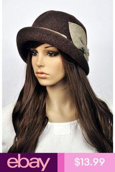 dc8a4323c8c75 Cute Bow Wool Roll-up Brim Women s Winter Hat Beanie Cap