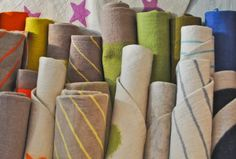 Felted Wool Rugs, by Way of the Himalayas