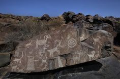 Thousands of years ago, the Coso Shoshone people left their mark in the Mojave Desert in the form of stick figures and animals carved into rock faces. In November, the Ridgecrest Petroglyph and Heritage Festival and rock art tours in Ridgecrest, Calif., will celebrate the largest collection of petroglyphs in the Western Hemisphere.