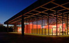Neue Nationalgalerie | © visitBerlin, Foto: Wolfgang Scholvien