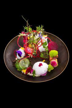 Kei Kobayashi, cuisine fusion, japonais étoilé, restaurant kei © Pluris
