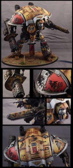 House Hawkshroud Imperial Knight