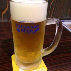 田沢湖ビール 樽生