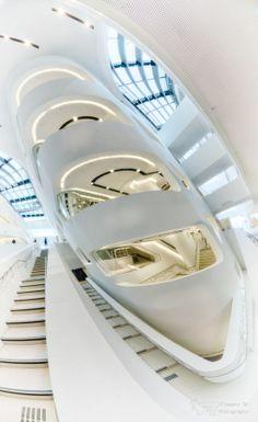 Futuristic Interior, Zaha Hadid, Future Architecture More news about worldwide… Zaha Hadid Architecture, Parametric Architecture, Organic Architecture, Futuristic Architecture, Contemporary Architecture, Amazing Architecture, Interior Architecture, Futuristic Interior, Futuristic Furniture