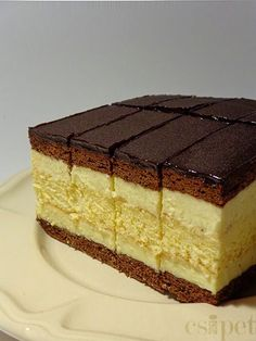 Sweet Cookies, Cake Cookies, Sweet Treats, Sweets Recipes, Gourmet Recipes, Cookie Recipes, Hungarian Desserts, Cold Desserts, Happy Foods