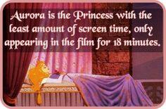 Interesting Disney princess facts. Wow....