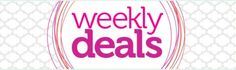 Current Stampin' Up! Specials and Discounts in Australia / Earn Free Product
