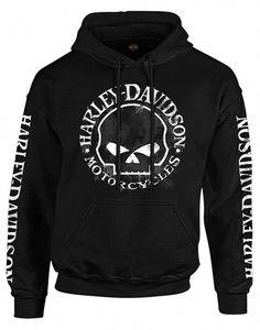 ba266249 12 Best Men's H-D Blowouts images | Leather jackets, Harley davidson ...
