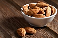 Nuts, like avocados, are loaded with heart-healthy fats. But healthy doesn't always mean lean. A couple of beers and a few handfuls of nuts and you've racked up some serious calories—and diet damage. Healthy Fats, Get Healthy, Healthy Snacks, Healthy Recipes, Healthy Weight, Healthy Skin, Easy Recipes, Health Benefits Of Almonds, Almond Benefits