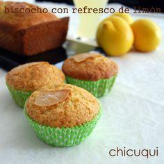 receta de bizcocho con refresco de limón en galletas decoradas chicuqui.com