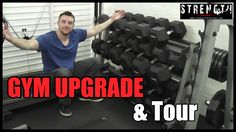 Upgrading My Home Garage Gym | Gym Tour